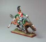 Tin Soldier Trooper of Life Guard Dragoons regiment, 1812