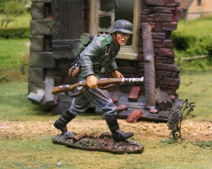 Panzer Lehr Advancing ― AGES