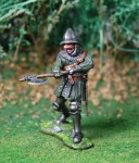English Man At Arms 4 w/axe