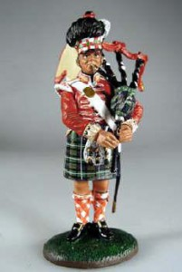 Piper, 71st (Glasgow) Highlanders, 1806 ― AGES