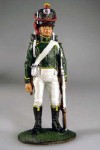 Flanqueur, Imperial Young Guard, 1813