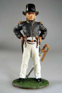 French Navy Lieutenant, 1804-15 ― AGES