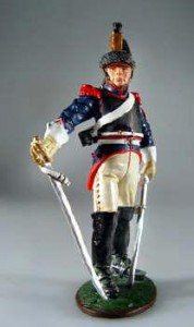 Sergeant, French Cuirassiers, 1806 ― AGES