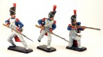 Set of grenadiers of Imperial Guard, France 1805