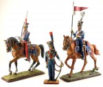Set of Polish Lancers, 1812