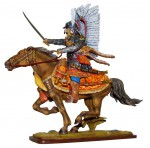Chorgiew Poruchik of the Polish Winged Hussars Regiment