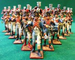 The Foot Grenadiers Band, 1810