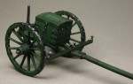 Limber of 6 -pounder canon