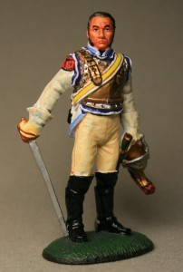 Trooper, French Carabiniers, 1812 ― AGES