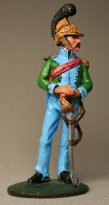2nd Leutenant, French Lancers, 1813 ― AGES