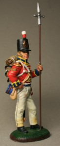 Sergeant, British Foot Guards, 1801 ― AGES