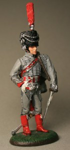 Capitan, French Hussars, 1811 ― AGES
