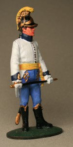 Officer, Austrian Regiment Splenyi, 1800 ― AGES