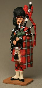 The Scots, Piper, Black Watch :1914 ― AGES