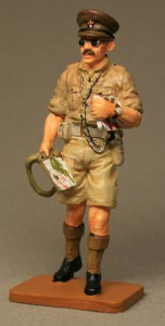 Monty's Desert Army, Staff Captain, Royal Fusiliers: 1942 ― AGES