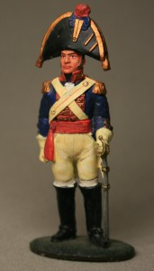 Officer, Royal Horse Artillery, G.-B., 1800 ― AGES