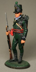 Sergeant, 95th Rifles Reg. 1811 ― AGES