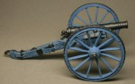 Light Six-Pounder Gun British, 1796