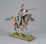 Tin Soldier Trooper of Life Guard Dragoons regiment, 1814