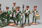 Russian Army Artillery, 1812