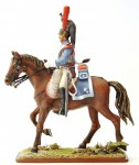 Private of the 1st Cuirassiers Regiment
