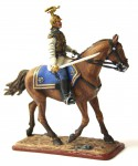 Company Officer of the Cuirassiers of  His Imperial Majesty
