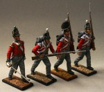 Guardsmen of the 2 (Coldstream) Regiment