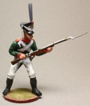 Attacking Private of the Grenadiers Regiment