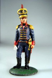 Captain, Spanish Foot Artillery, 1812 ― AGES