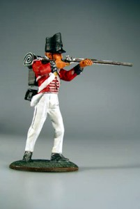Private, Coldstream Guards, 1815 ― AGES