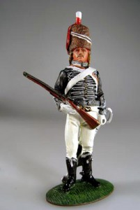 Pvt, King's German Light Dragoons, 1808 ― AGES