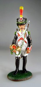 Bugler, French Line Infantry, 1809 ― AGES