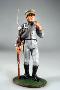 Musketeer, Prussian Reserve Infantry, 1813 ― AGES