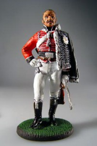 Lieutenant General Blucher, Prussian Light Regiments, 1802 ― AGES