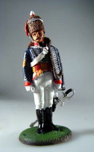 Sergeant Major, 15th Hussars, 1808 ― AGES