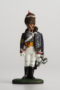 Estorff`s Hussar, Hanoverian Troops, 1814 ― AGES