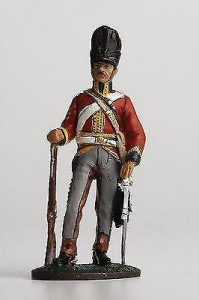 Sergeant, Scots Greys, G-B,1815 ― AGES