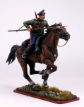 Sergeant of 12th Don Cossack Regiment